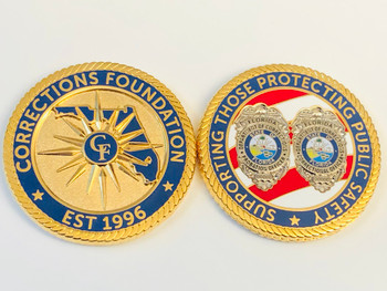 FL CORRECTIONS FOUNDATION COIN
