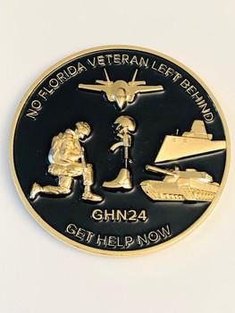 FLORIDA VETERANS FOUNDATION COIN