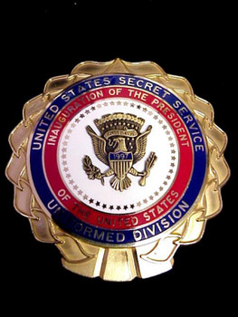 1997 Secret Service Uniformed Division Inauguration Badge