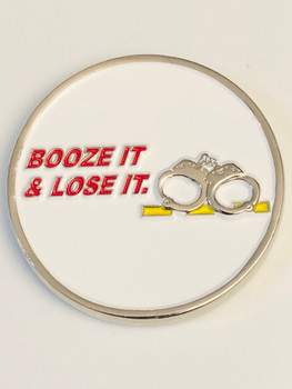 BOOZE IT LOOSE IT COIN