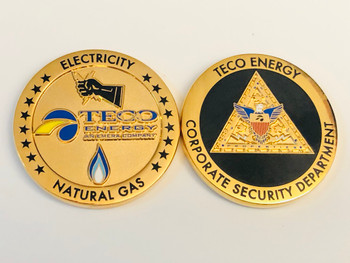 TECO FLORIDA COIN
