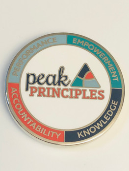 APEX PEAK PRINCIPLES COIN