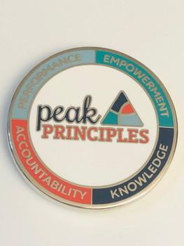 APEX PEAK PRINCIPLES COIN