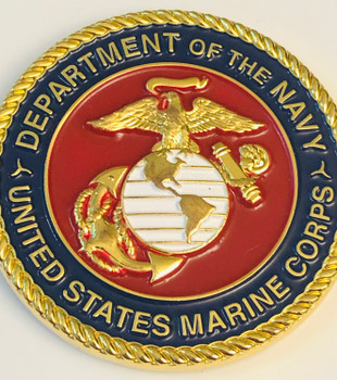 MARINE CORPS COIN DENVILLE NJ
