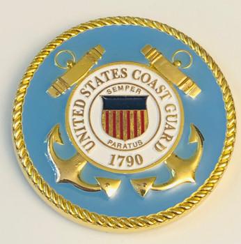 U.S. COAST GUARD COIN DENVILLE NJ