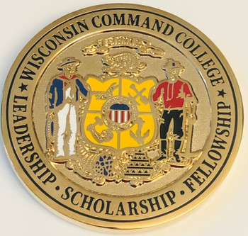COMMAND COLLEGE UNIV. OF WISCONSIN COIN