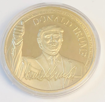 PRESIDENT DONALD J. TRUMP COIN