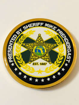 CITRUS SHERIFFS OFFICE POSSE COIN