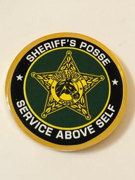CITRUS SHERIFFS OFFICE POSSE COIN