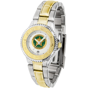 COMPETITOR LADIES TWO-TONE WATCH