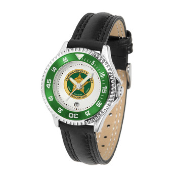 COMPETITOR LADIES LEATHER WATCH