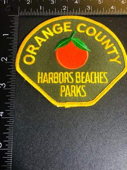 ORANGE CTY CA HARBORS PATCH