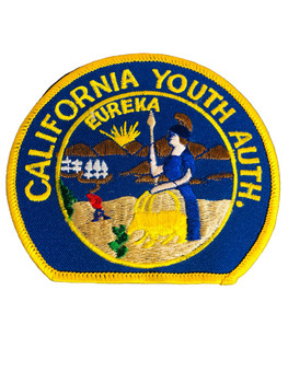CALIFORNIA YOUTH AUTH PATCH