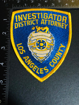 LA COUNTY CA DISTRICT ATTORNEY PATCH OLD