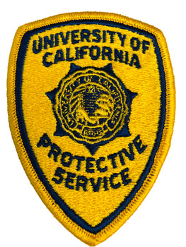 UNIV. OF CALIFORNIA PROTECTIVE SMALL PATCH