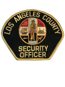 LOS ANGELES CTY SECURITY PATCH