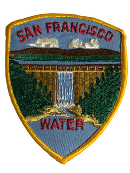 SAN FRANCISCO WATER PATCH