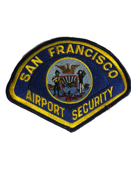 SAN FRANCISCO AIRPORT SECURITY PATCH