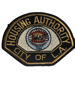 HOUSING AUTHORITY OF LA CA PATCH