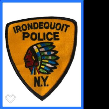 IRONDEQUOIT POLICE NY PATCH