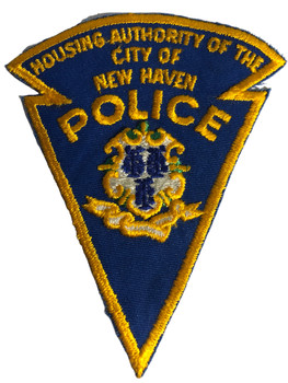 NEW HAVEN POLICE CT HOUSING PATCH