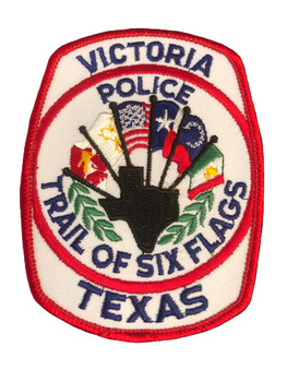 VICTORIA POLICE TX PATCH