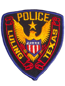 LULING POLICE TX PATCH
