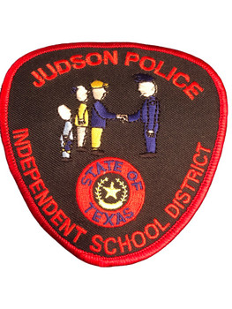 JUDSON SCHOOL POLICE PATCH
