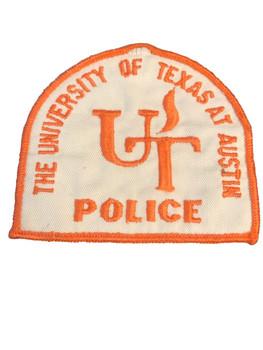 UNIV OF TEXAS AUSTIN POLICE PATCH