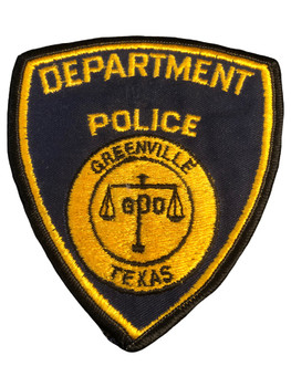 GREENVILLE POLICE TX PTACH