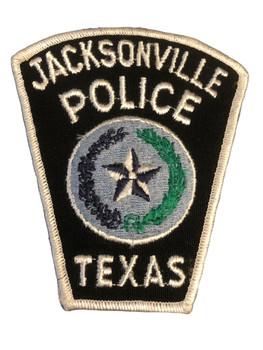JACKSONVILLE POLICE TX PATCH