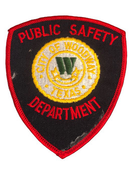 WOODWAY PUBLIC SAFETY TX POLICE