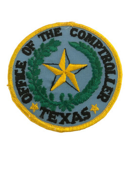 TEXAS OFFICE OF THE COMPTROLLER PATCH