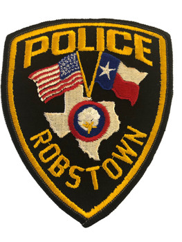 ROBSTOWN POLICE TX PATCH