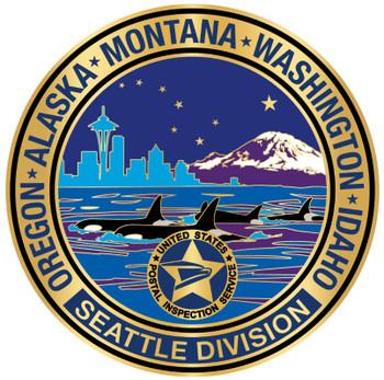 USPIS Seattle PLAQUE