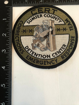 SUMTER SHERIFF FL CERT PATCH