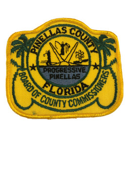 PINELLAS CTY FL COMMISSIONERS PATCH