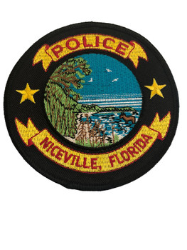 NICEVILLE FL POLICE PATCH
