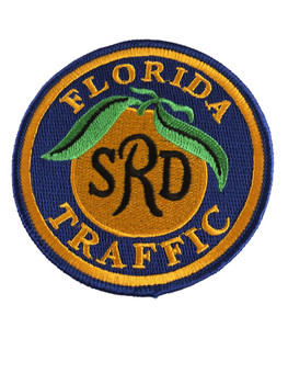 FLORIDA HIGHWAY PATROL SRD PATCH SM