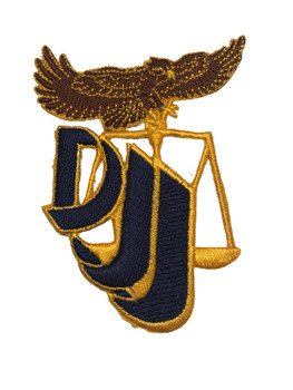 FL DJJ EAGLE PATCH