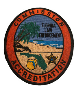 FL COMMISSION ON ACCREDITATIION PATCH