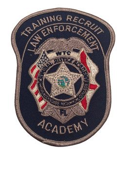 FL LAW ENFORCEMENT RECRUIT ACADEMY