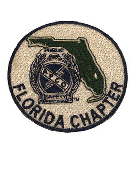APCO FL CHAPTER PATCH
