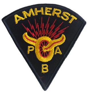AMHERST NY POLICE PBA PATCH