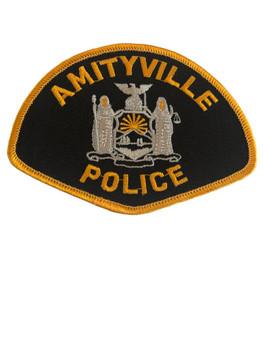 AMITYVILLE NY POLICE PATCH