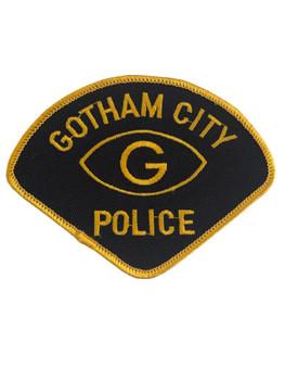 GOTHAM CITY NY POLICE PATCH