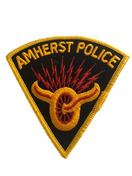 AMHERST NY POLICE PATCH