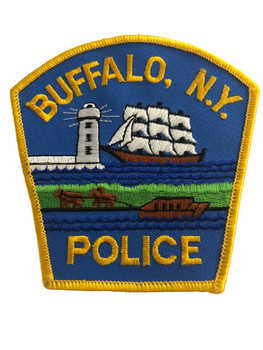 BUFFALO NY POLICE PATCH
