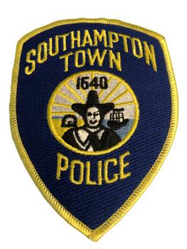 SOUTHAMPTON TOWN NY POLICE PATCH