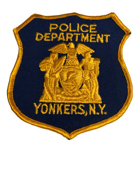 YONKERS NY POLICE PATCH 2